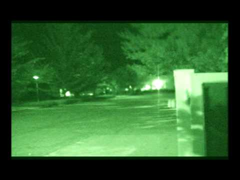Alien Sighting Grass Valley California 07/16/2010 - UFO