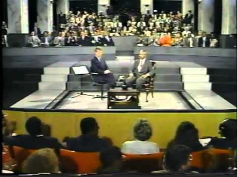 Nelson Mandela destroys Ted Koppel   Part 2