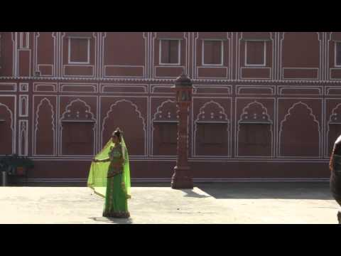 Kranthi Veera Sangolli Rayanna Film Shooting In Jaipur Palace video