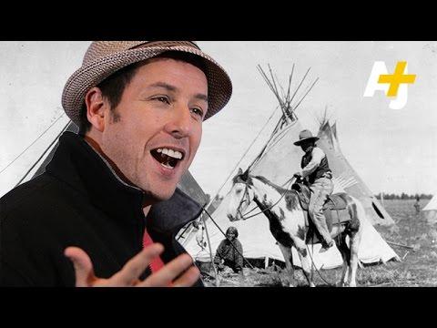 Native American Actors Walk Off Adam Sandler's Set video