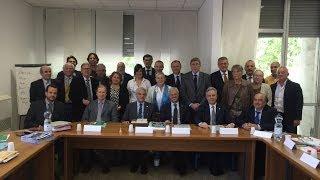Roma - Consulta Presidenti Comitati e Delegati Regionali - 9 maggio 2014