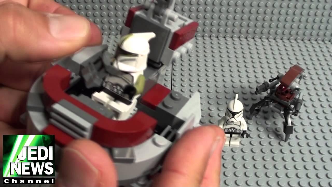 Lego Star Wars Clone Trooper Battle Pack Lego Star Wars Clone Troopers
