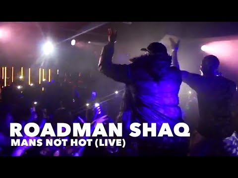 Big Shaq Brought Out @ Live Show - Performs 'MANS NOT HOT'   #SWIL