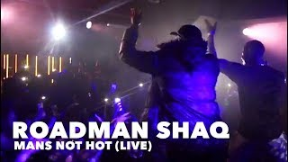 Big Shaq Brought Out @ Live Show - Performs
