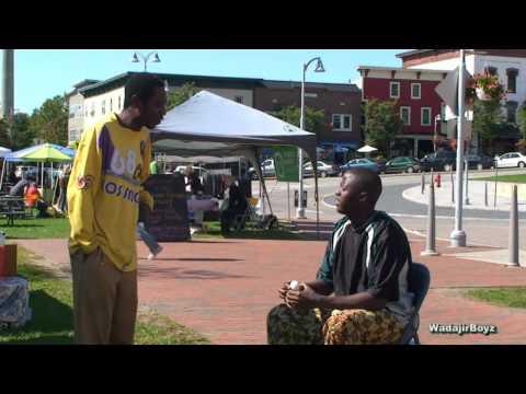Somali Bantu Comedy 11