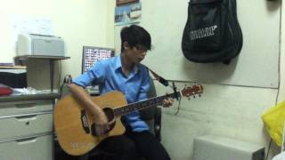 Khmer Guitar Cover-ពេលដែលត្រូវបែក​- by HORN Chanveasna (1/6 MonAmour)