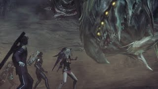 Xenoblade Chronicles X English - The Movie [All Main Cutscenes & Boss Battles]