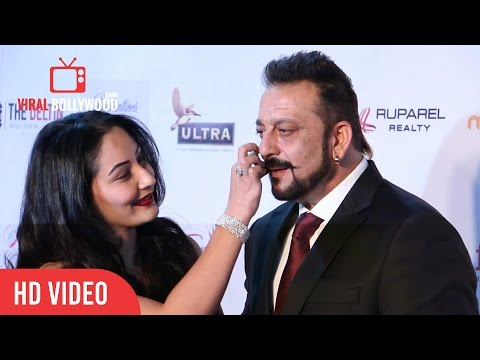 Sanjay Dutt At FBB Femina Miss India 2016 | Bollywood | ViralBollywood Entertainment