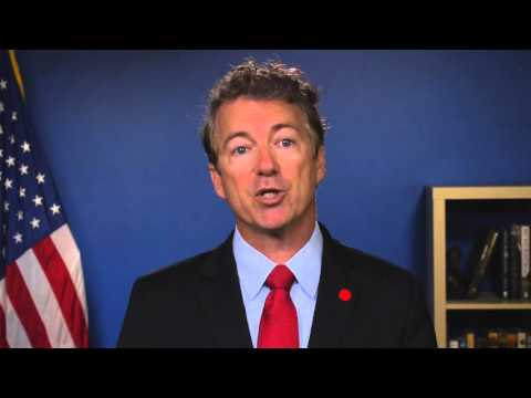 Rand Paul Introduces Sweeping Anti-Poverty Legislation