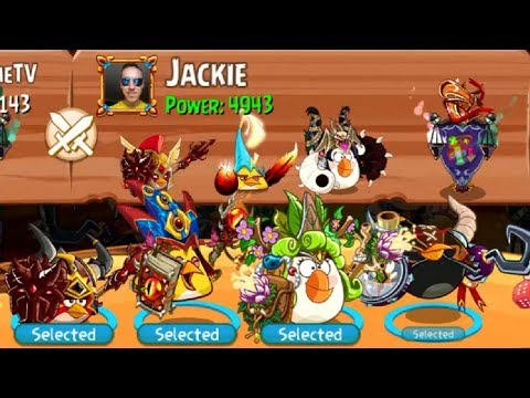 Angry Bird Epic ♥ PvP Arena Misioon Daily Arena - PART 109