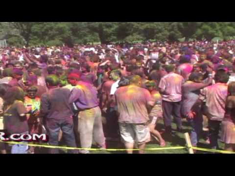 HOLI 2010 with DJ Tanveer  stanford