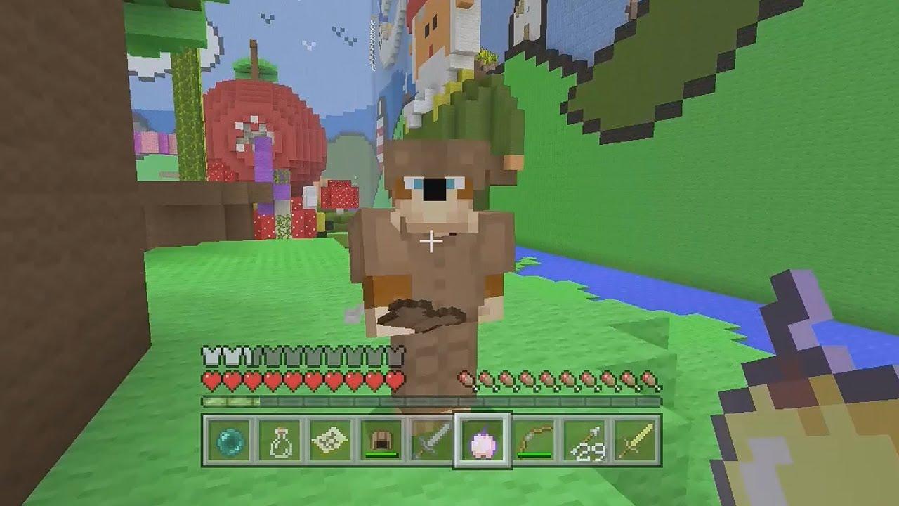 Minecraft Stampy Cat Videos Hunger Games
