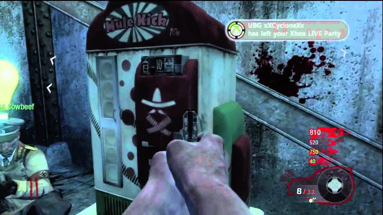 Mule Kick Machine Black Ops Zombies: Der...