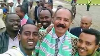 Ethiopia:-PM D/r Abiy and President Isaias Afwerki