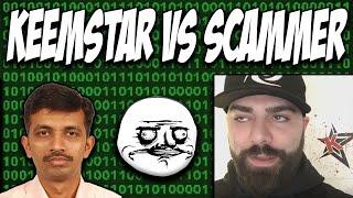 Drama Alert Nation Keemstar vs Tech Support Scammer | Tech Support Scammer vs Anti Scammer Toolset