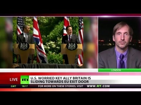 UK weaker without EU? US urges Britain to stay in European Union