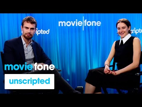 'Insurgent'   Unscripted   Moviefone