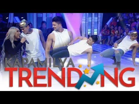 Rayver at Zeus, hot na hot sa dancefloor ng GGV!