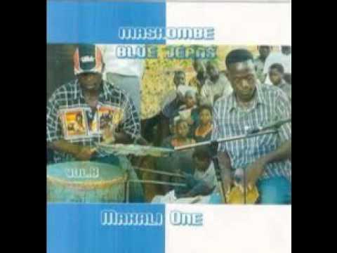 Mashombe blue jeans-John
