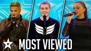 Download Lagu TOP MOST VIEWED Auditions on Ireland's Got Talent | Got Talent Global Gratis STAFABAND