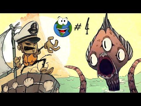 Прохождение Don't Starve Shipwrecked за WX 78 #4 - Беспощадное намокание