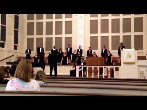 Desoto High School Ensemble E Oru O 2014 state competition
