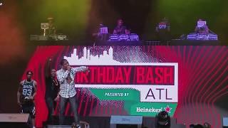 Birthday Bash 2017 YFN Lucci