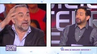"""Antoine Duléry dans """"Touche pas à mon poste !"""" (D8)"""