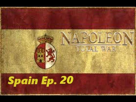 Napoleon Total War (Darthmod) Spain Ep.20