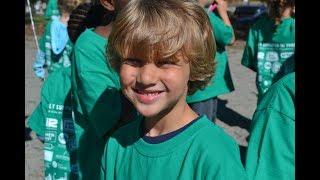 Lindley Elementary 90th Birthday Fun Run 2018