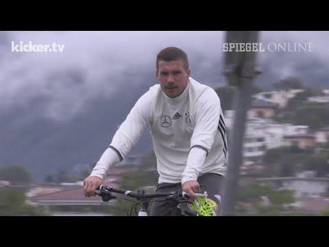 """Lukas Podolski: """"Ich bin kein Maskottchen"""""""
