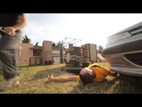 Stuntman Raffael Armbruster-Showreel 2014