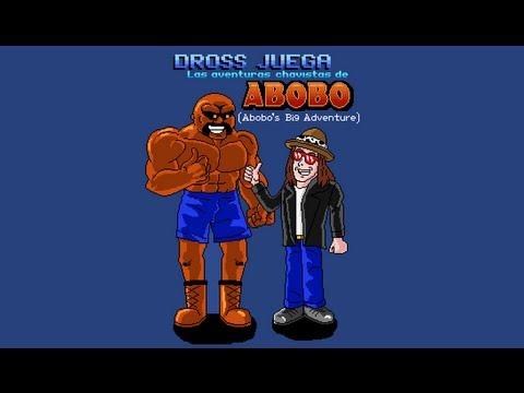 Dross juega Abobo's Big Adventure III (Las Aventuras Chavistas de Abobo: Megaman Episode)