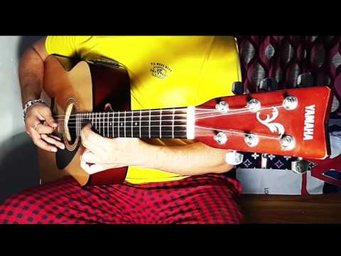 Anamika Serial Theme (Sony Channel) Live Guitar Cover by Rahul Rawat