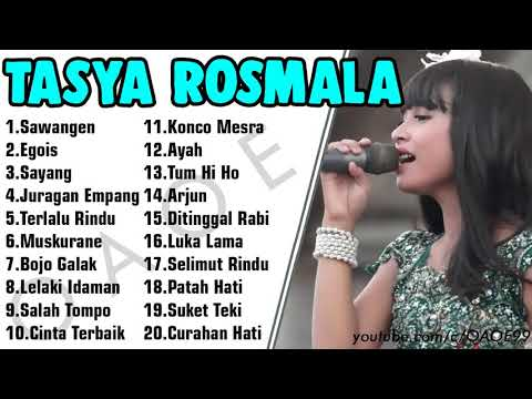 Tasya Rosmala Adella Full Album Terpopuler 2018   YouTube