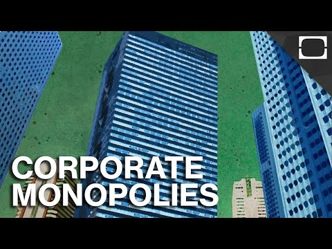 Megacorporation Or Monopoly: What's The Difference?