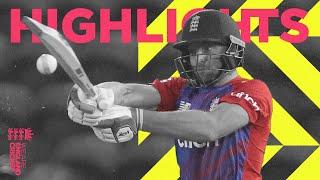 England v Sri Lanka - Highlights | Buttler Leads Dominant Display | 1st Men's Vitality IT20 2021