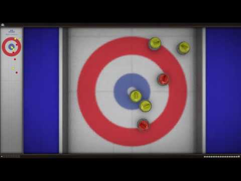 How To Play Curling in 45 seconds