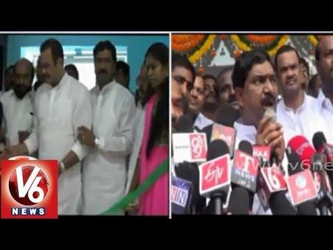 T Deputy CM Rajaiah inaugurated Legend Hospitals in Hyderabad