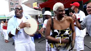 111th Street Old Timers 2013 Bomba y Plena