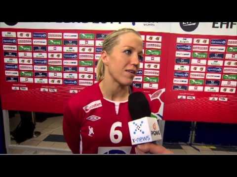 Heidi Loke: Polska To Dobra Drużyna, Dziewczyny Walczyły Przez Cały Mecz.