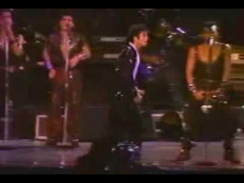 Michael Jackson - Shake Your Body 1987 (LIVE)