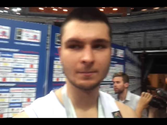 Nikola Jankovic Interview - FIBA U19 World Championship