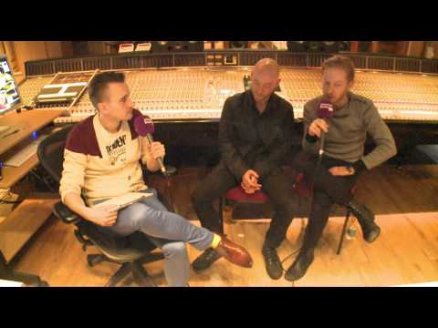 Biffy Clyro live at Abbey Road: interview