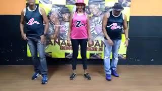 Vídeo Aula de Flash Back com o Grupo ANACONDANCE - Vídeo 27