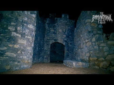 Was Something STALKING Us At This Abandoned Fort | THE PARANORMAL FILES