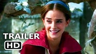BEAUTY AND THE BEAST New TV Spot (2017) Emma Watson Movie HD