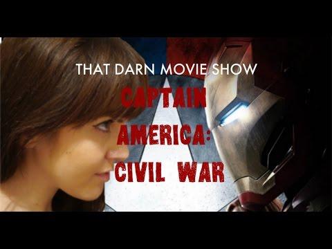 CAPTAIN AMERICA: CIVIL WAR REVIEW: That Darn Movie Show!