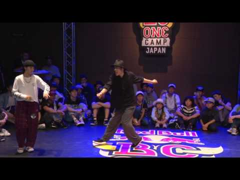 RINGO WINBEE vs JENES Semi Final_01   SAMURAI当日予選 2017.07.01   Red Bull BC One Camp Japan 2017 thumbnail