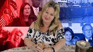 Sarah's Resignation / Kellyanne's Removal / Tanker Attack / Elaine Chao Scandal